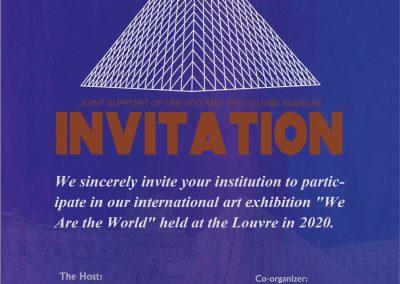 Louvre International Art Exhibition 2020